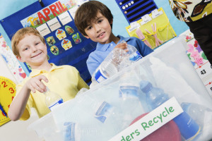 Seven Simple Back to School Recycling Tips