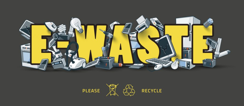 Just in Time For Earth Day – How to Reduce E-Waste