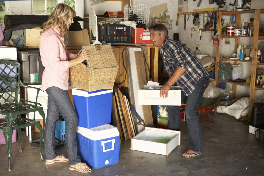 Make Your Spring Cleaning a Breeze with a Dumpster Rental
